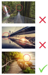 Focal Point, Compositional Mistakes