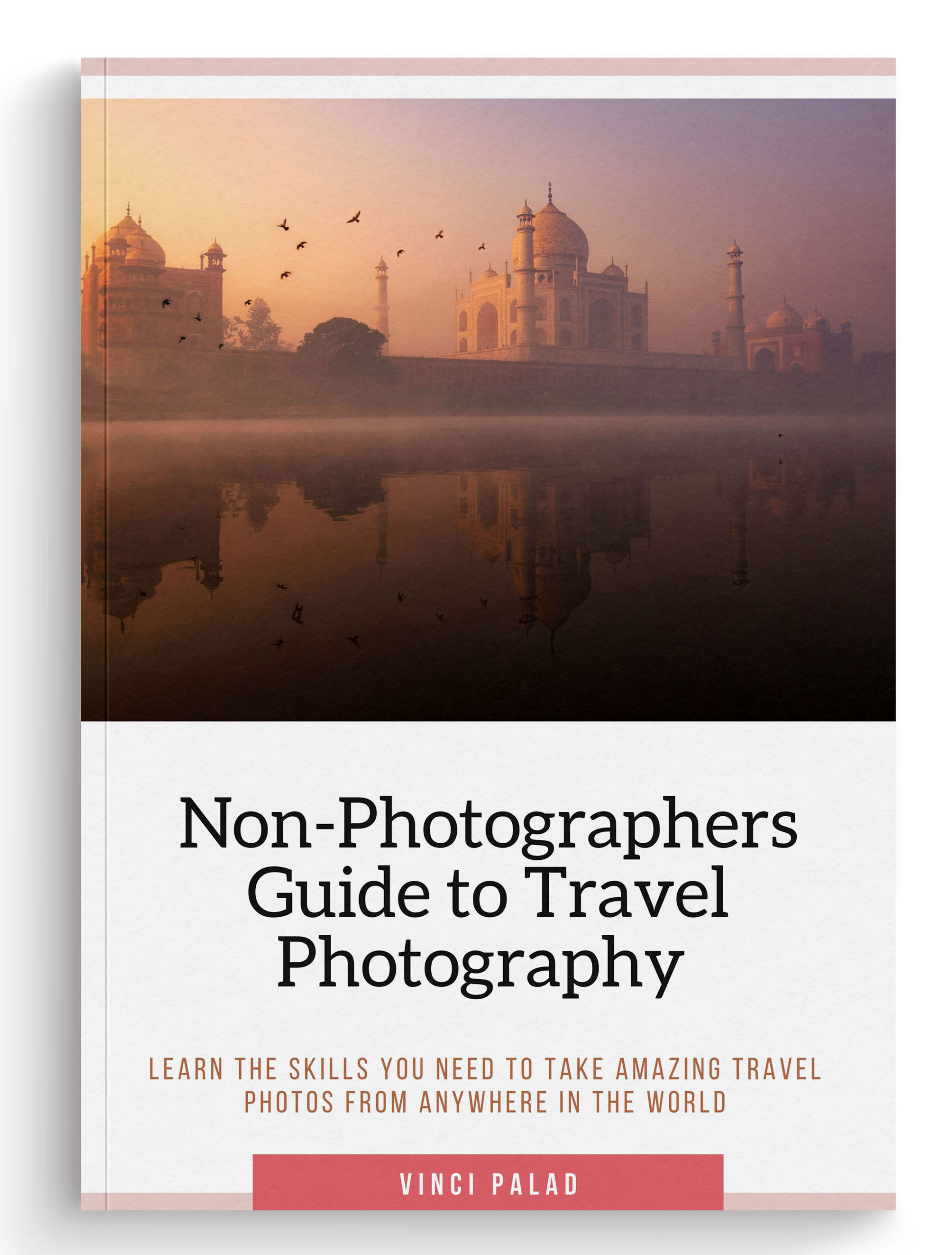Non-Photographers Guide To Photography Cover close up